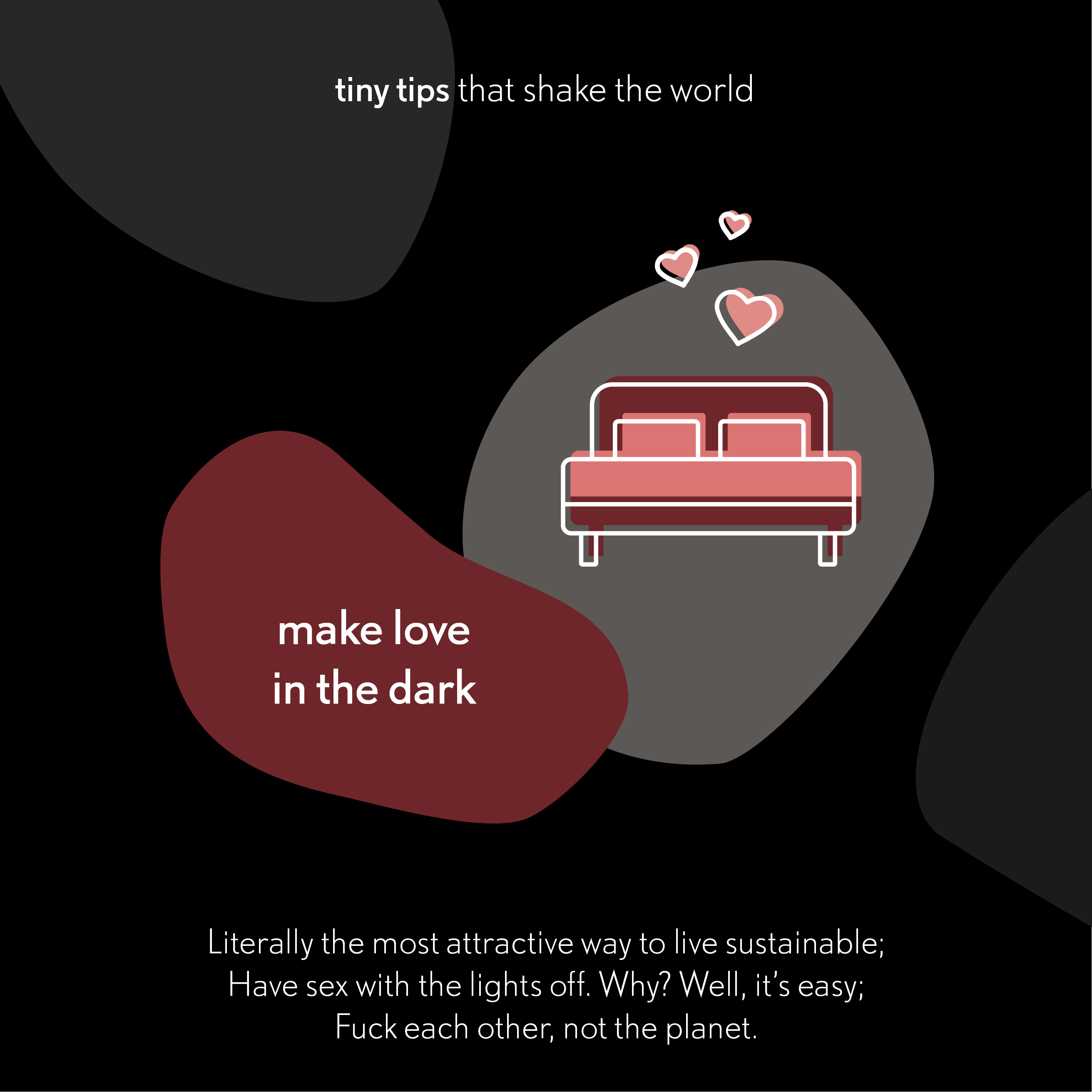 20190209 Make love in the dark